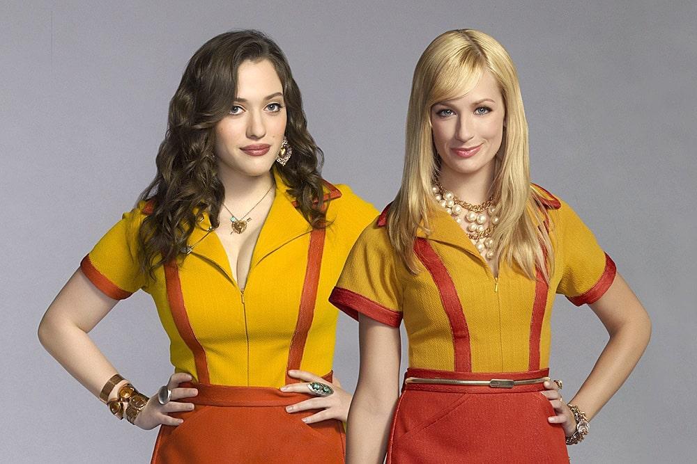 «Две девицы на мели»