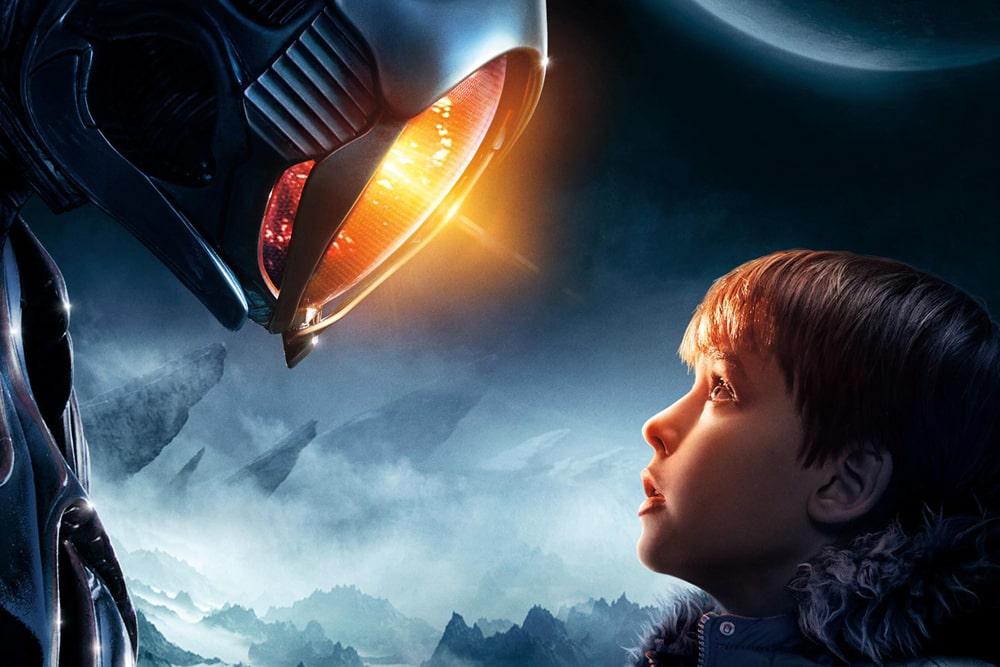 смотреть сериал «Затерянные в космосе»