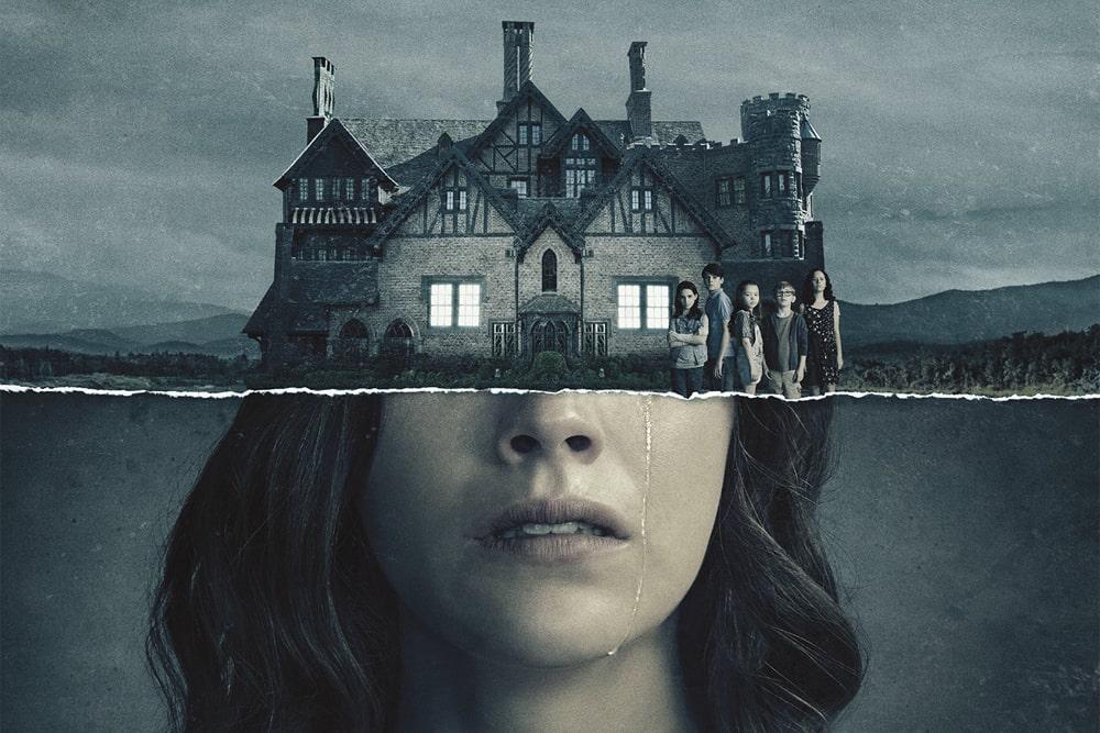 смотреть сериал «Призраки дома на холме»