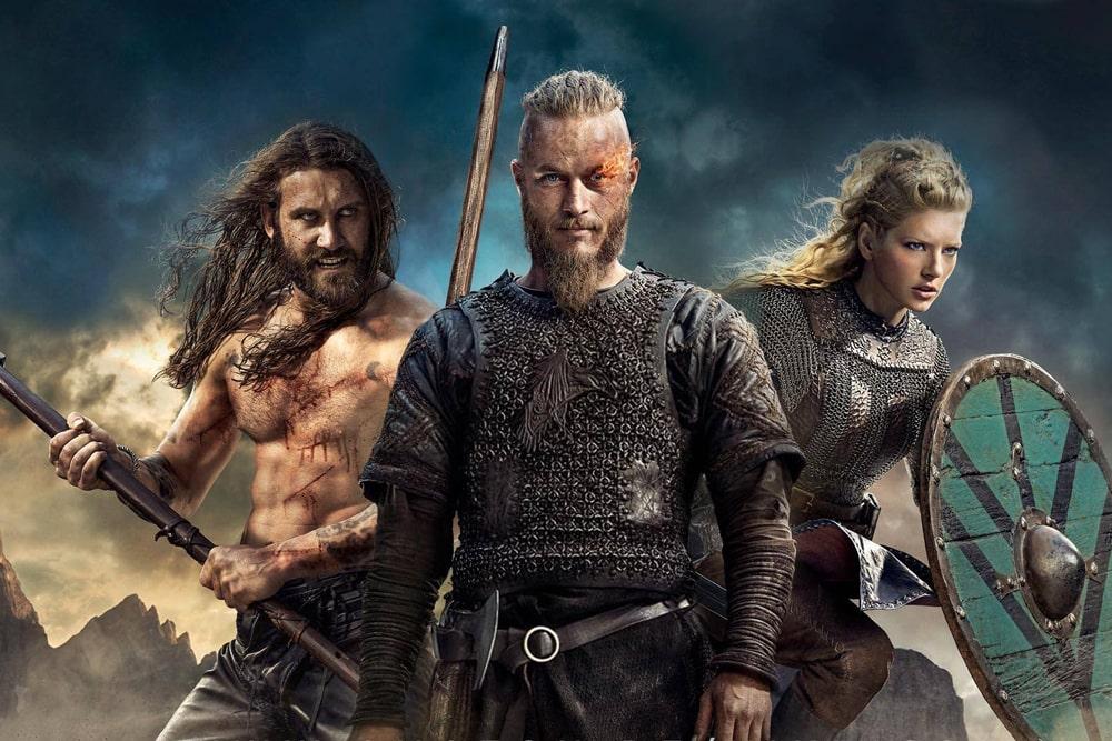 викинги смотреть