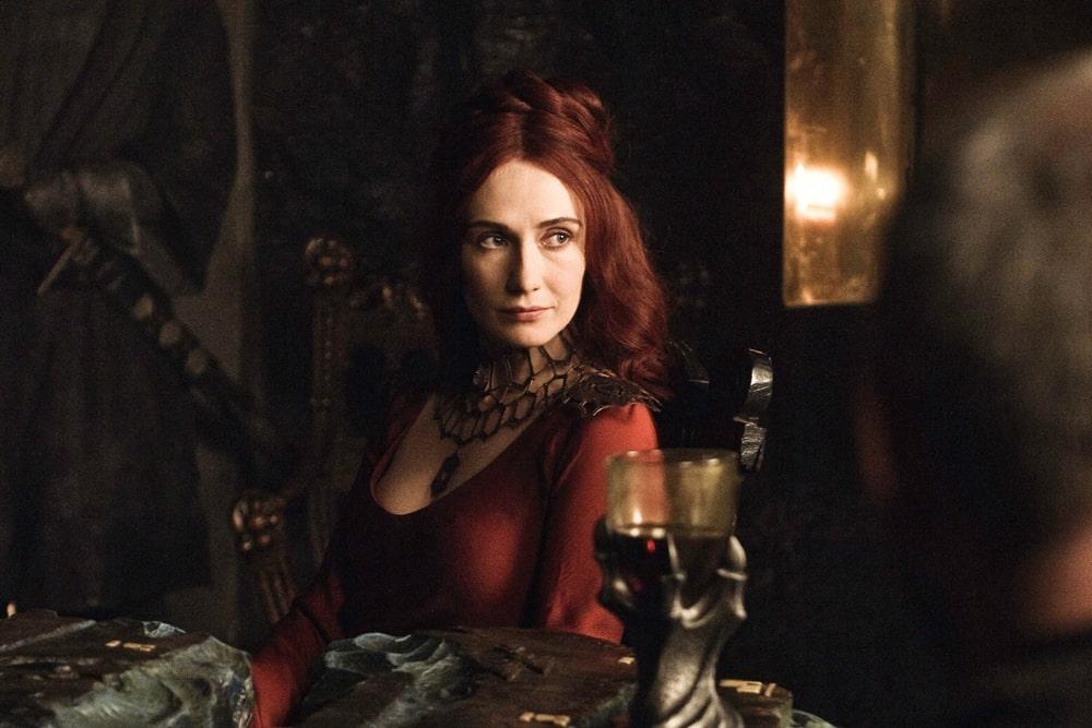 мелисандра игра престолов смотреть сериал