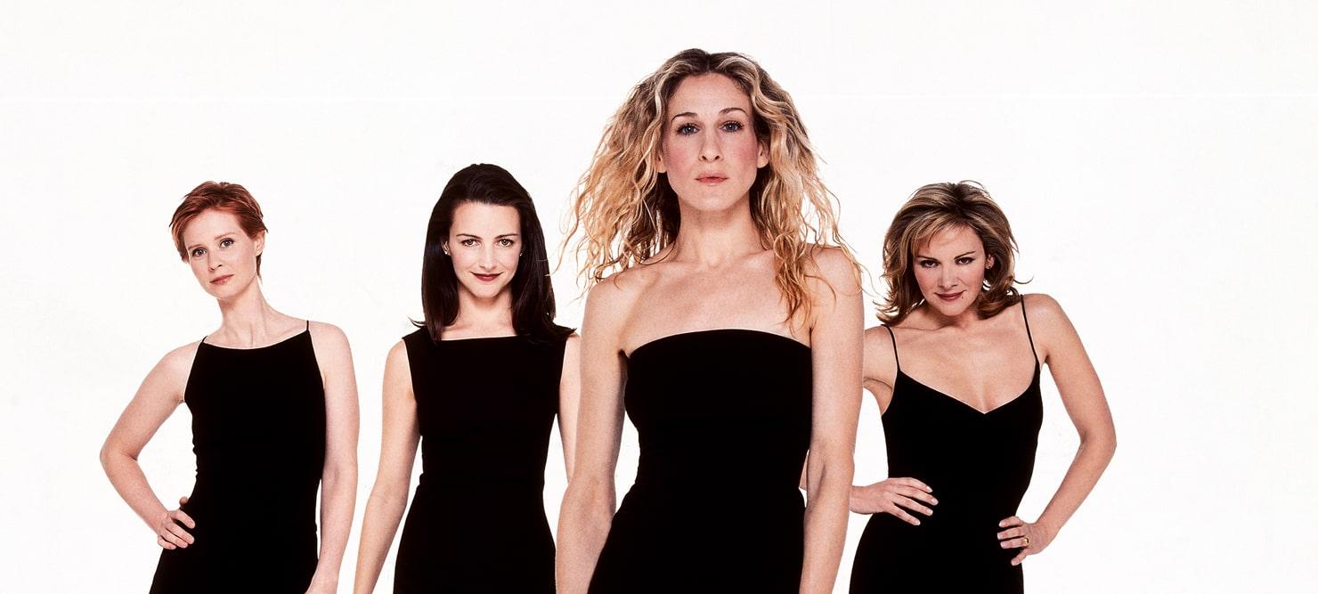 Актрисы сериала Секс в большом городе