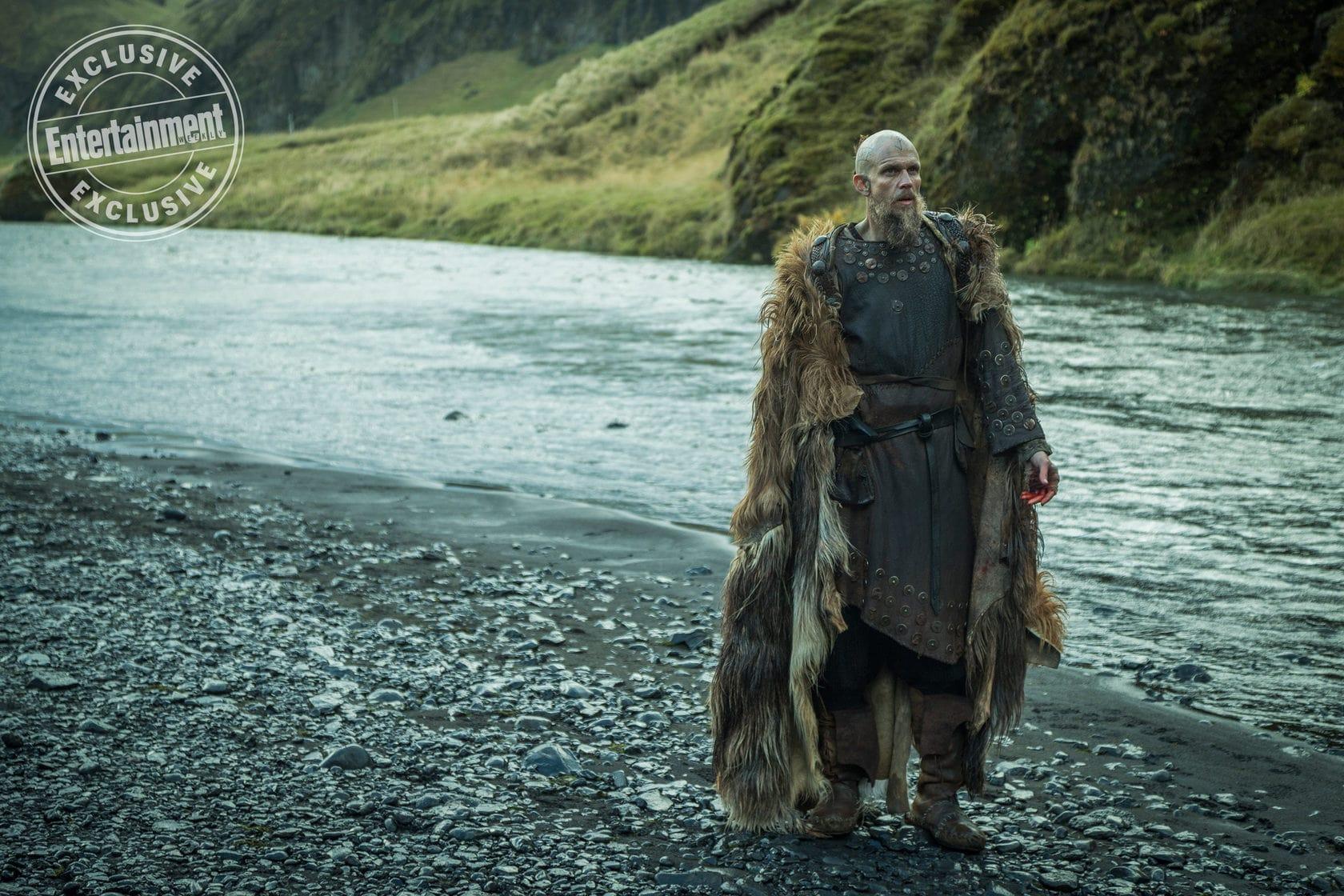 Флоки открыл землю богов викинги