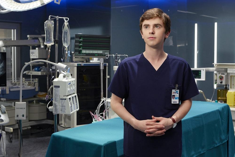 хороший доктор смотреть сериал